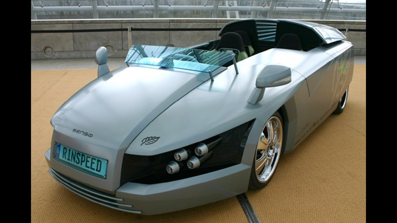Designstudien fürs 21. Jahrhundert: Die Sonderschau Automobildesign auf der AMI