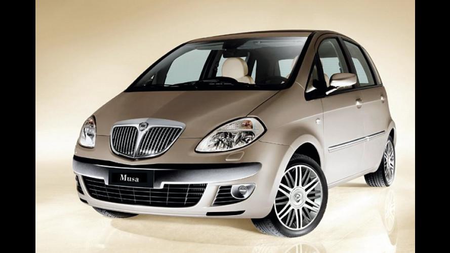 Lancia Musa: Nobel-Derivat des Fiat Idea