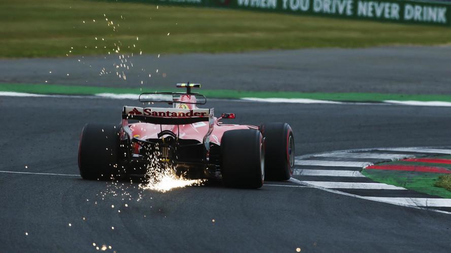 2017 F1 British Grand Prix – Race Results
