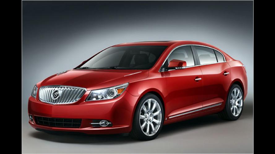 Neuheiten statt Krise: GM auf der Detroit Auto Show 2009