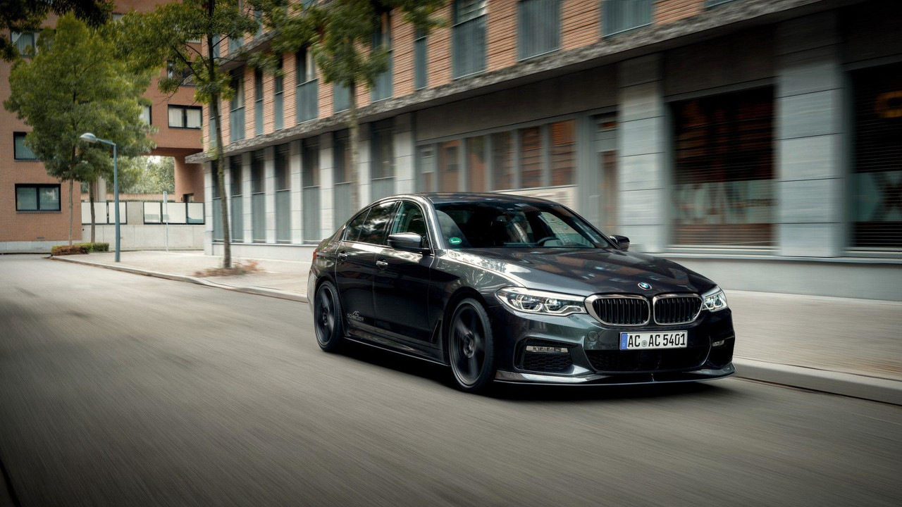 bmw 5 series sedan and wagon by ac schnitzer photos. Black Bedroom Furniture Sets. Home Design Ideas
