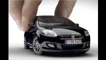 Schumi als Fiat-Werbestar