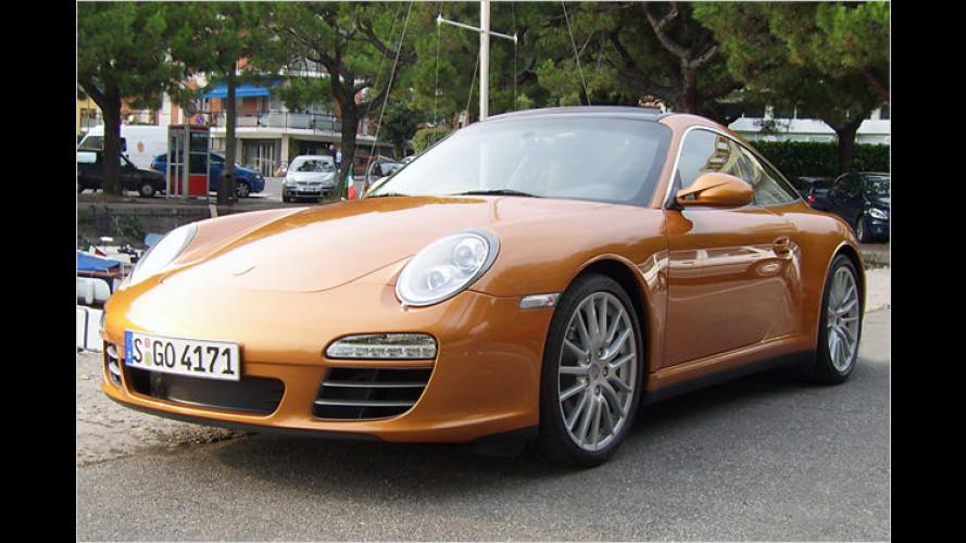 Test: Neuer Porsche 911 Targa 4 PDK