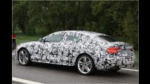 Erwischt: Audi A5-Facelift