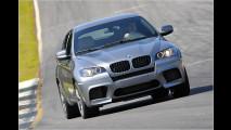 BMW X6 M im ersten Test