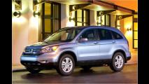 Honda liftet den CR-V