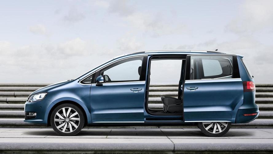 Volkswagen Sharan - La prochaine voiture du président Hollande ?