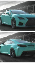 2015 Lexus RC F by VIP Auto Salon