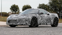 2016 Lotus Evora spy photo