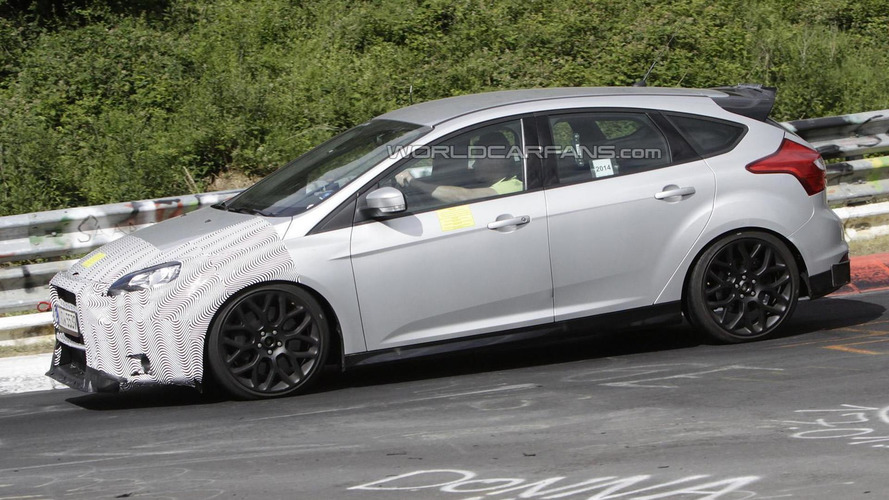 2016 Focus RS will have AWD and 325-350 PS