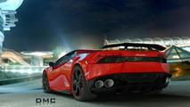 DMC unveils their Lamborghini Huracan Affari