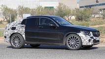 Mercedes-Benz GLC 450 Coupe spy photo