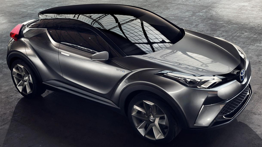Toyota C Hr Crossover Will Be Built In Turkey