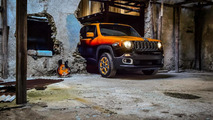 Custom Jeep Renegade by Garage Italia Customs