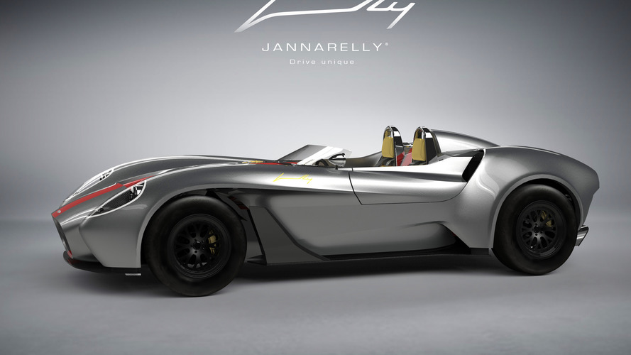 Jannarelly Design-1 set for summer 2016 launch with 304-hp V6