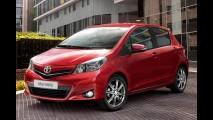 Toyota registra patentes do compacto Yaris no Brasil - Yaris Sport também deve vir
