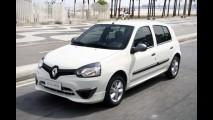 Com airbag duplo, Renault Clio sai do zero e consegue três estrelas no Latin NCAP