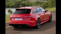 Audi define preço da perua RS6 Avant de 560 cv no Brasil: R$ 556 mil