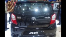 Toyota Agya é o novo compacto completo feito sob medida para a Indonésia
