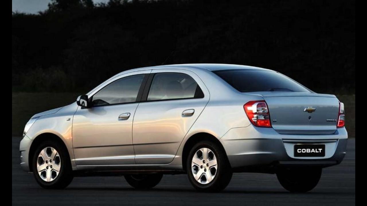 Chevrolet Cobalt 2014 terá sistema MyLink, opcional
