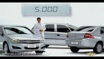 Novo Ford Focus 2011 - Projeções mostram versões de 3 portas e Station Wagon
