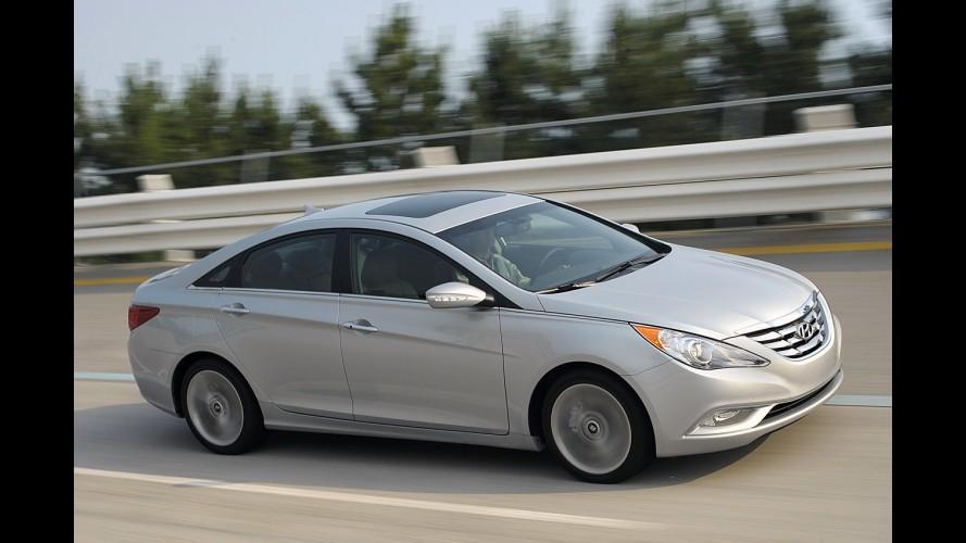 Hyundai anuncia preços mais em conta para o Sonata