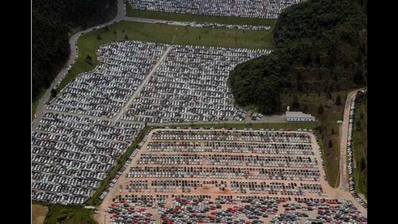 Crise deve atingir mercado automobilístico de Portugal em 2012