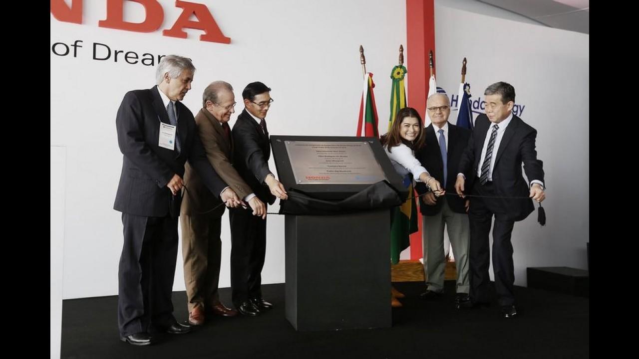 Honda inaugura 1º parque eólico do setor - energia vai abastecer fábrica de Sumaré