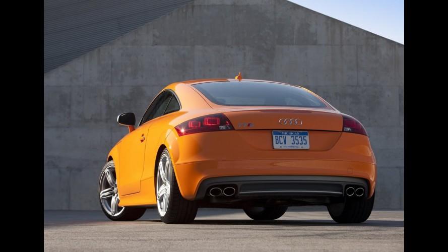 Galeria de Fotos: Audi TTS Coupé 2011