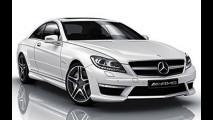 Surge primeira imagem do novo Mercedes CL 63 AMG 2011
