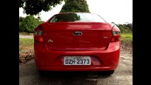 Volta rápida: inédito Ford Ka+ faz papel de novo Fiesta Sedan