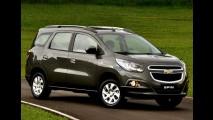 Chevrolet Spin é lançado oficialmente no Brasil - Preços começam em R$ 44.590