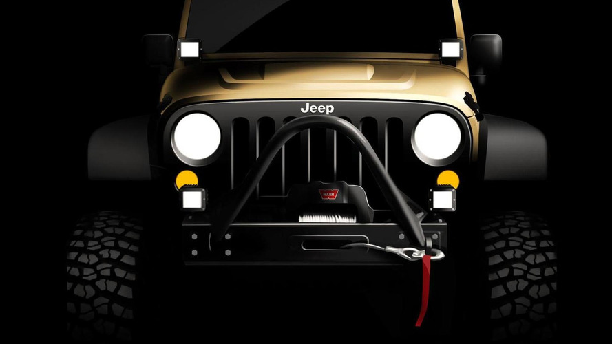 Chrysler teases several concepts for SEMA