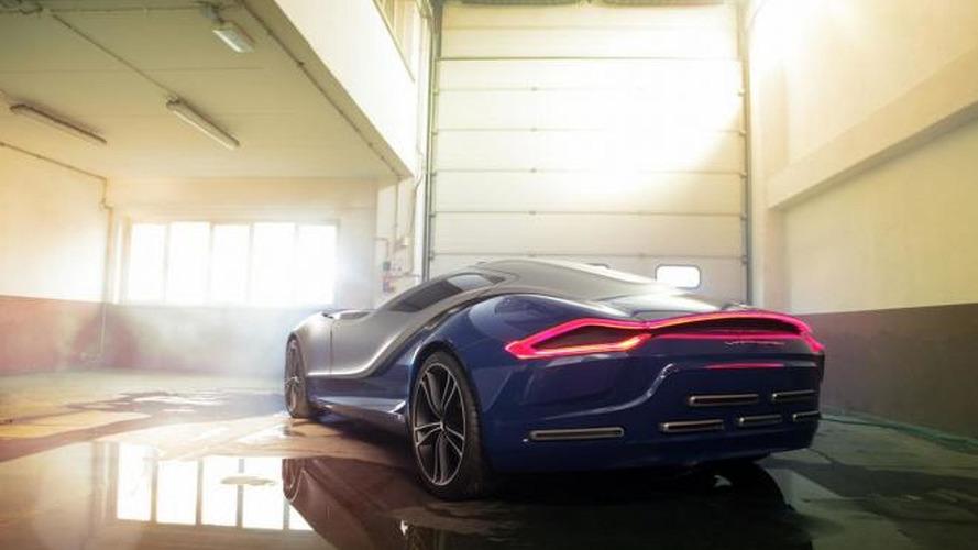 UP Design Vittoria concept unveiled