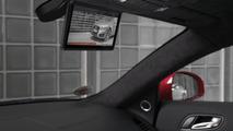 Audi R8 e-tron digital rear-view mirror 09.8.2012