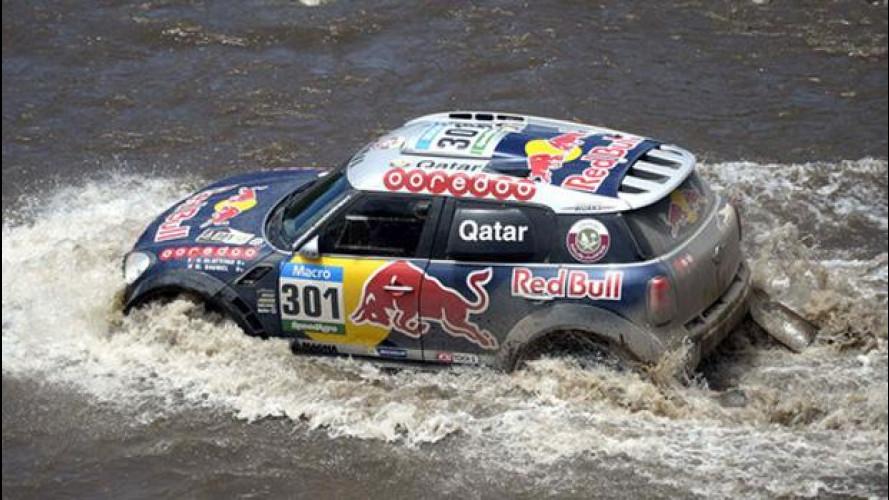 Dakar 2015, nuova vittoria di tappa per Al-Attiyha