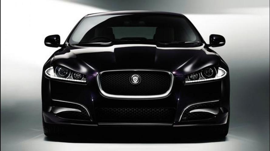 Jaguar XF Alive Edition