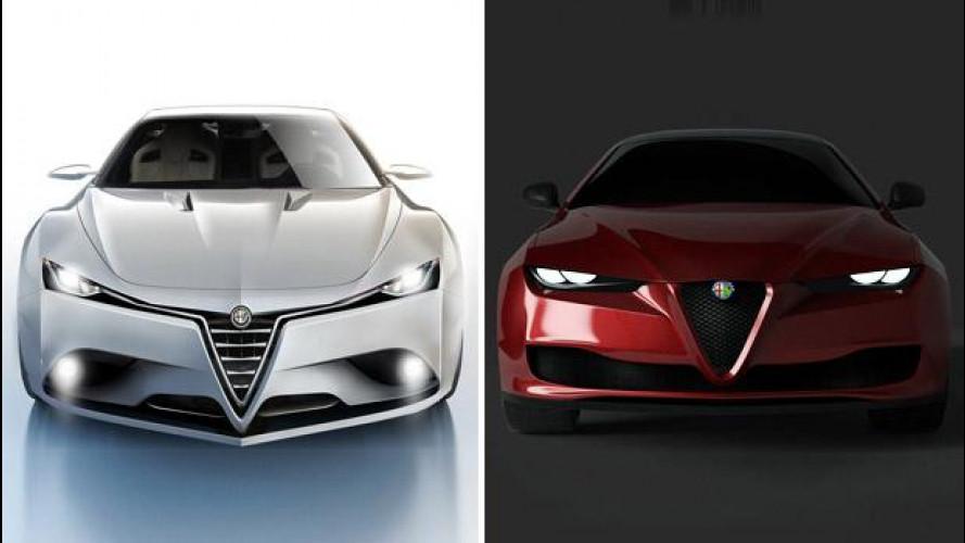 Alfa Romeo, le novità fino al 2018