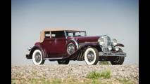 Duesenberg Model SJ Convertible Victoria by the Rollston Company
