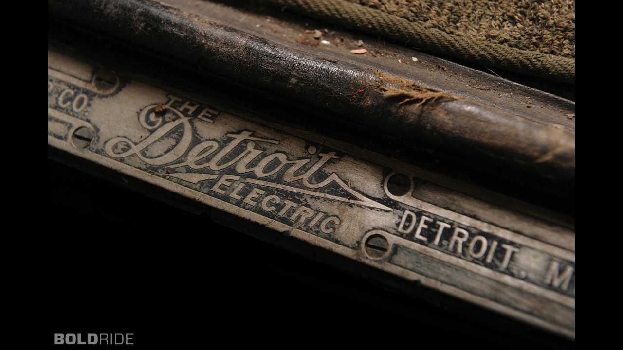 Detroit Electric Model 75 Brougham