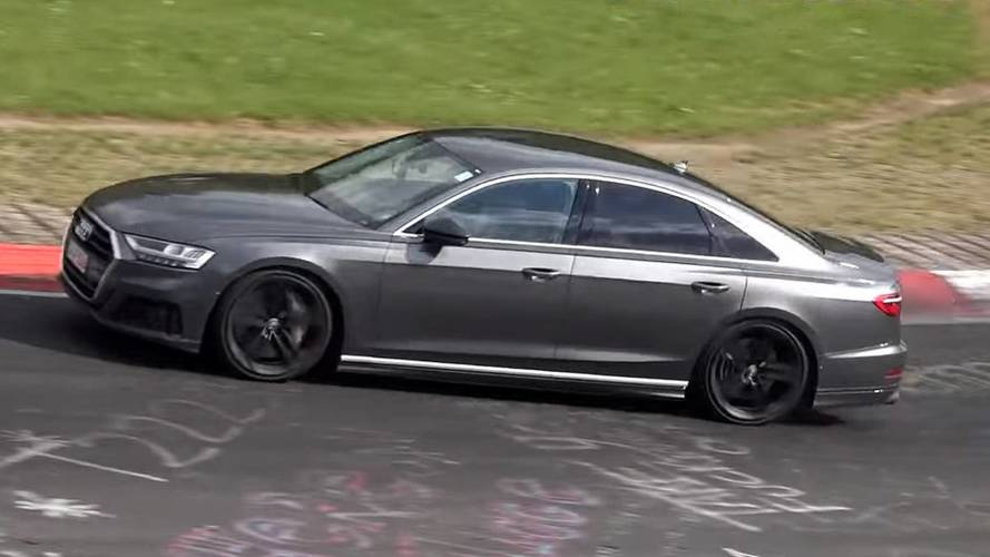 Lots Of Hot Future Cars Spotted Testing Hard At The Nurburgring