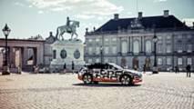 Audi E-Tron in Copenhagen