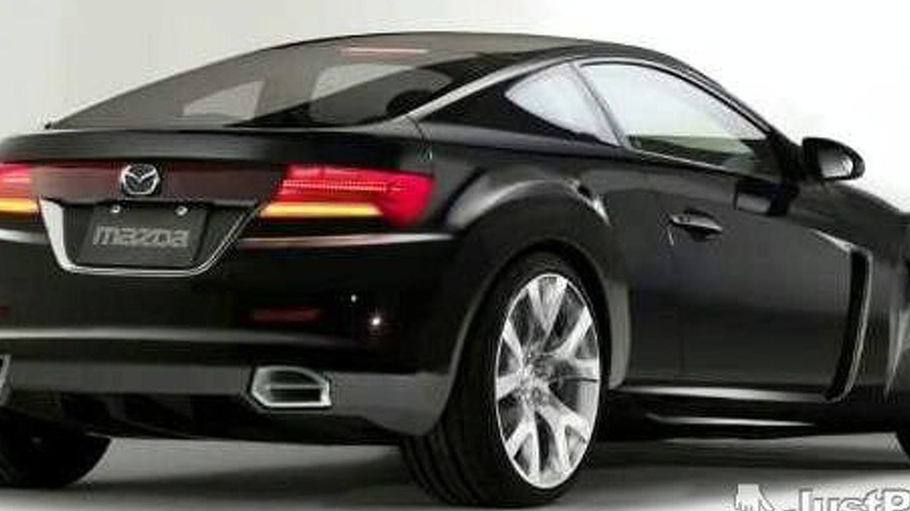 Mazda RX-9 - real or photoshop?