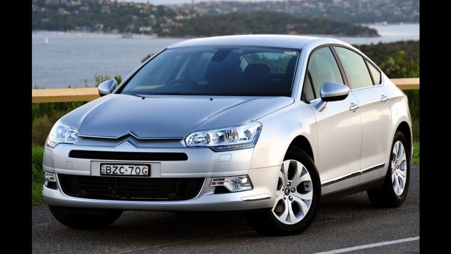 Citroën: suspensão hidropneumática deixará o mercado junto com o C5