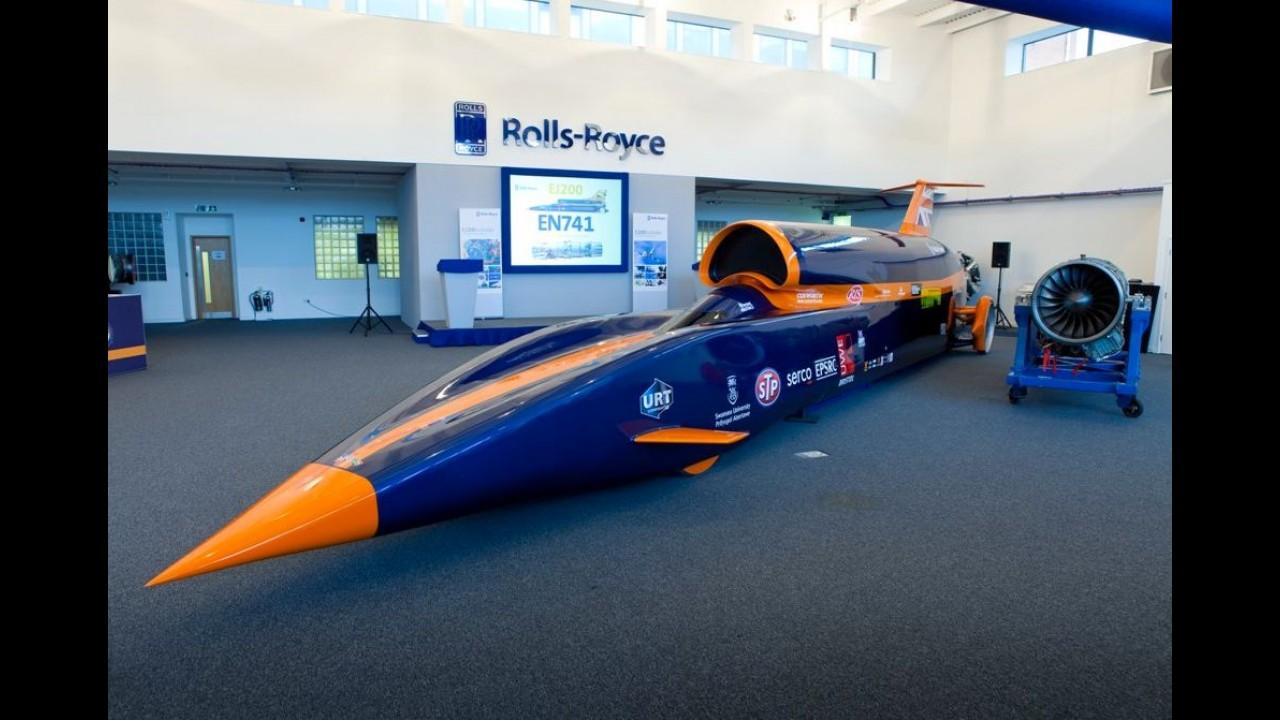 Carro mais rápido do mundo estará em SP na semana que vem - veja fotos e vídeo