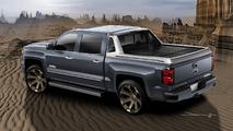 Chevy Silverado High Desert concept