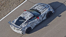 2018 Chevy Corvette ZR1 spy photo