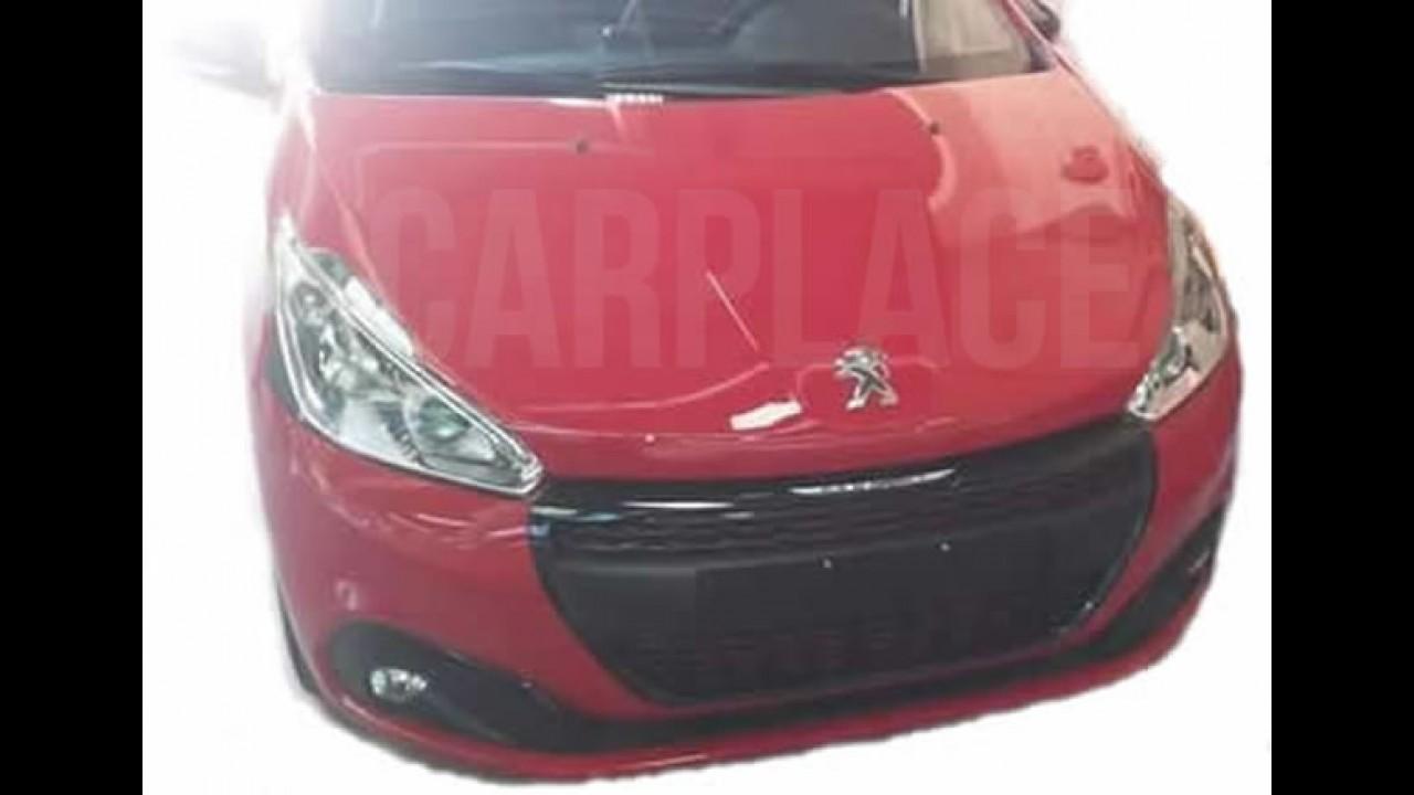 Novo Peugeot 208 começa a ser produzido com motor 1.2 3-cilindros flex no Brasil