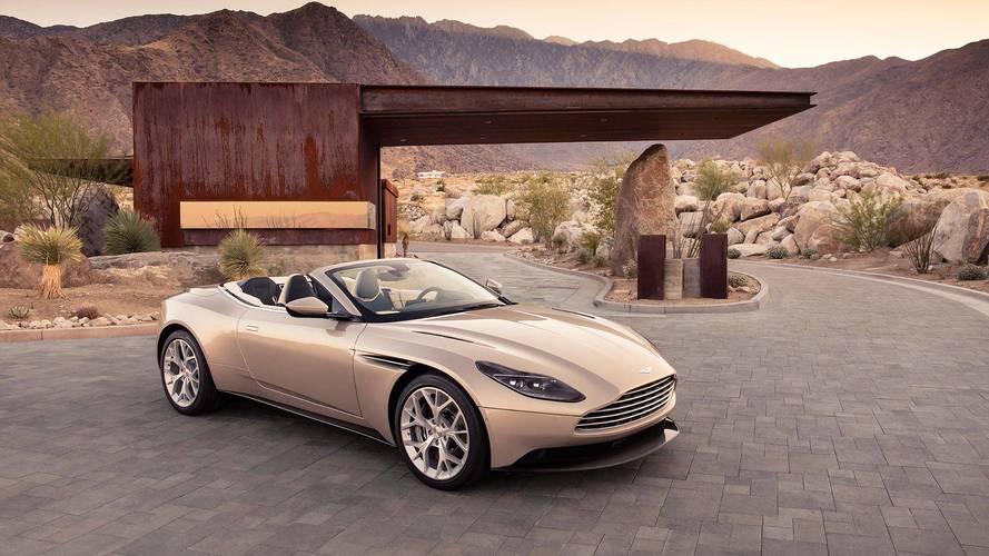 A Brexit miatt akár le is állhat a gyártás az Aston Martinnál