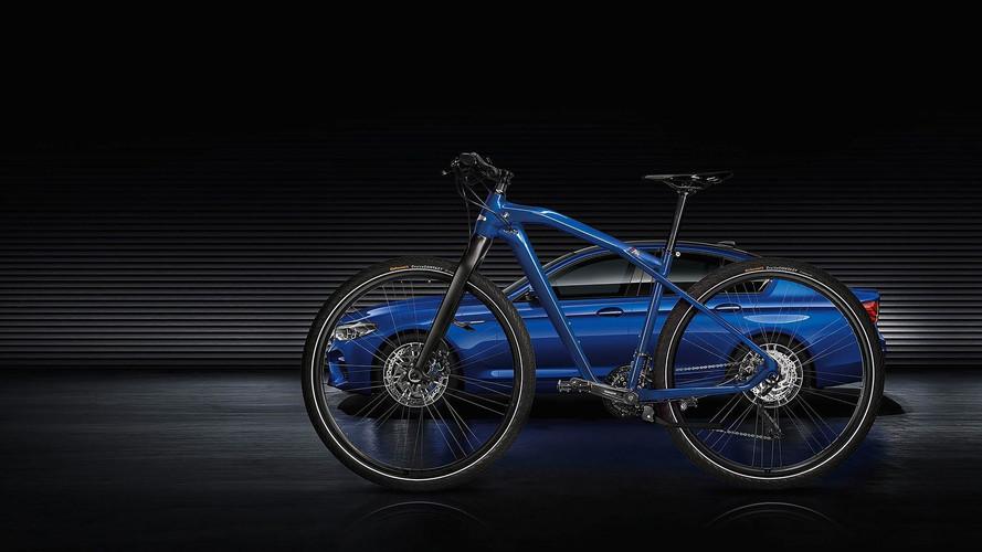 BMW M'in bisiklet versiyonu: M Bike Limited Carbon Edition